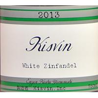 Kisvin White Zinfandel 2013